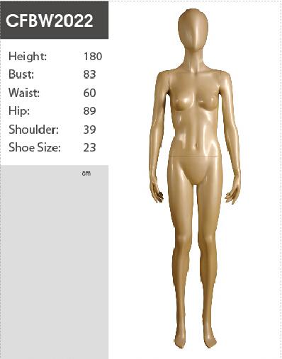 高档模特道具、全身女式模特道具、全身亮光模特道具