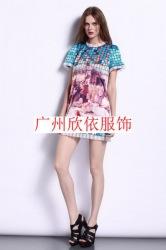 广州女装折扣一手批发