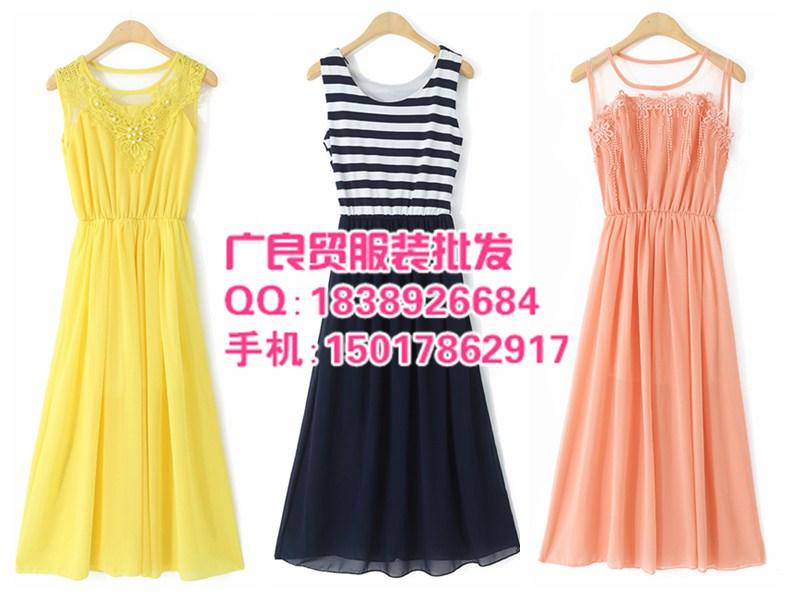 杭州夏季连衣裙批发