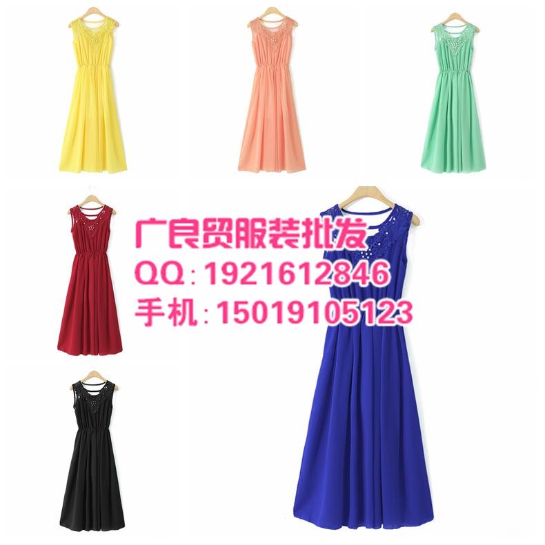 上海时尚纯棉女装批发