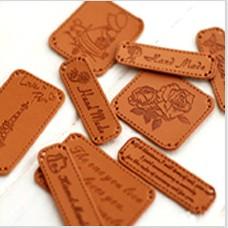 专业生产杭州女装织标订做