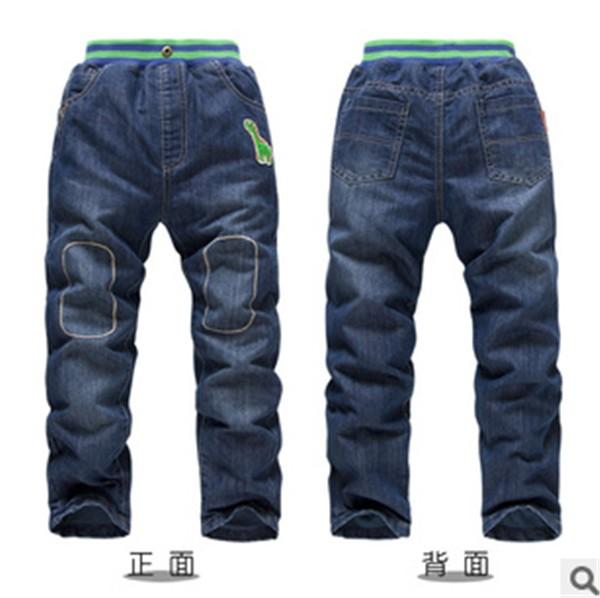 优质的儿童牛仔长裤批发首选概能童装贸易公司