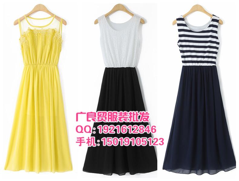 2015夏季雪纺女装批发