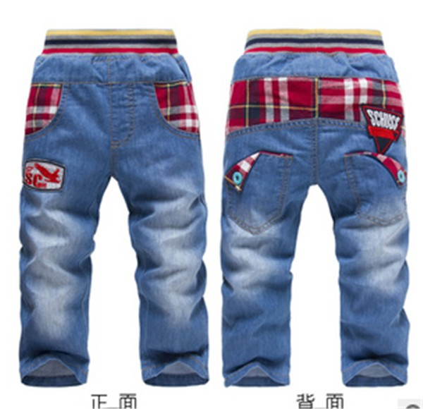 广东口碑好的儿童牛仔裤批发