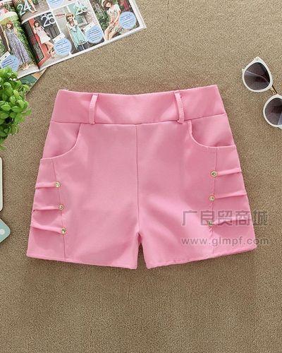 韩版短裤批发