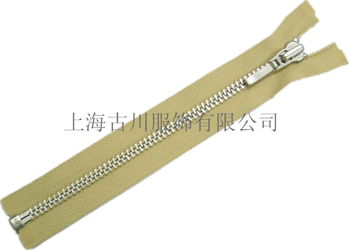 供应上海地区YKK金属Y型拉链批发