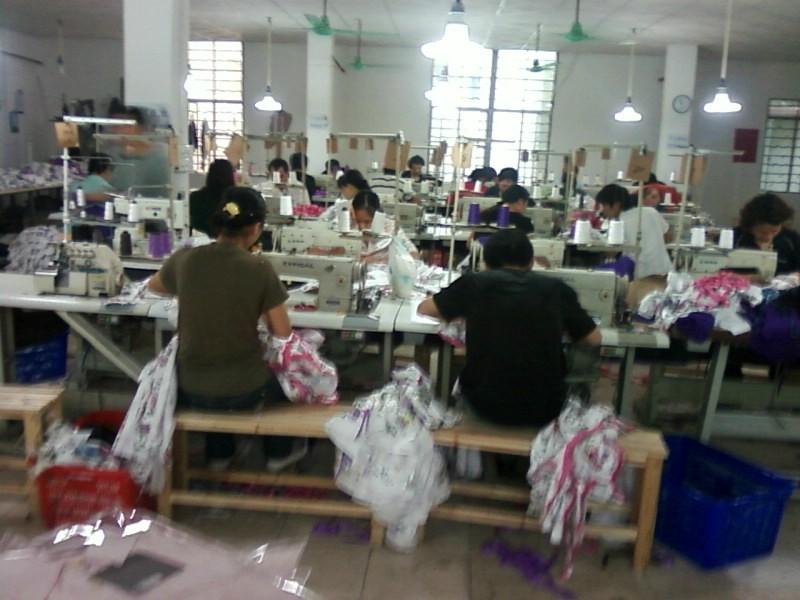惠州供应时髦的元通实业旗下彩姿品牌服饰