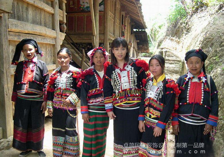 杭州最优惠的德昂族服饰定制厂家