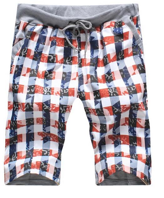 男装时尚沙滩休闲短裤批发