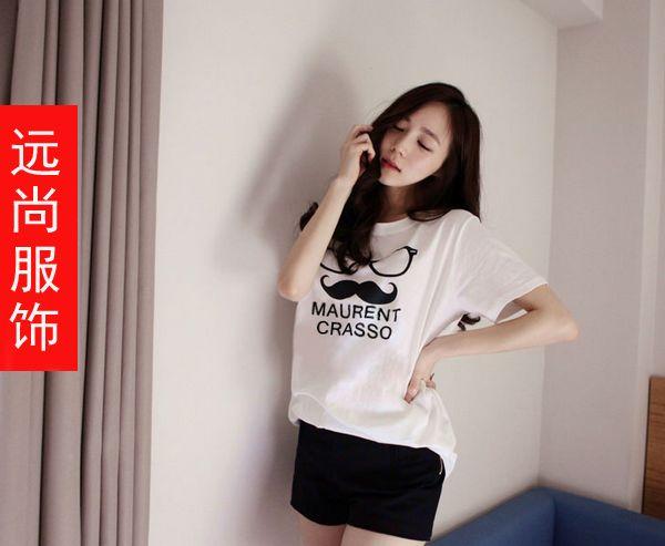 安徽时尚短袖t恤批发