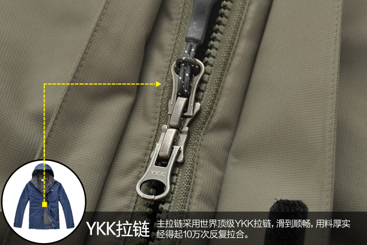 YKK树脂拉链厂家批发