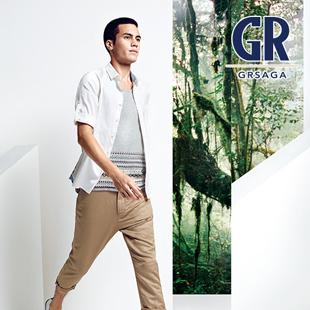 2015GR时尚男装诚邀您的加盟
