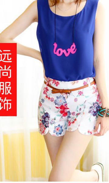 汉正街夏季女装短袖批发