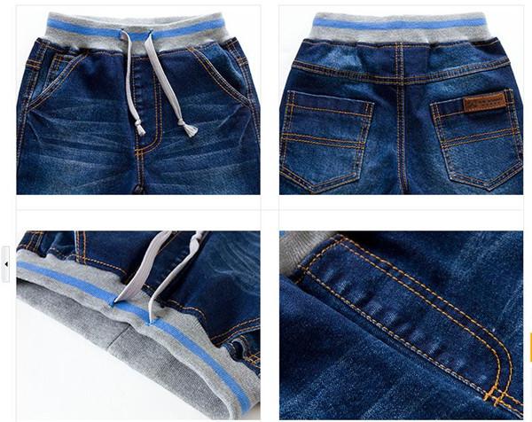 低价男女童牛仔裤批发