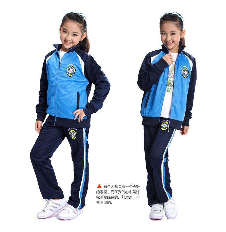 中小学生校服、运动校服、班服、园服定做