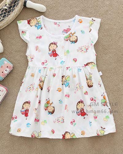 夏季儿童裙子批发