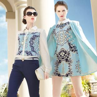 LEISUOSI(雷索思)2015都市时尚女性首选女装品牌