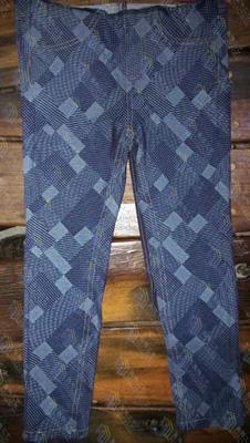 牛仔裤激光印花加工批发