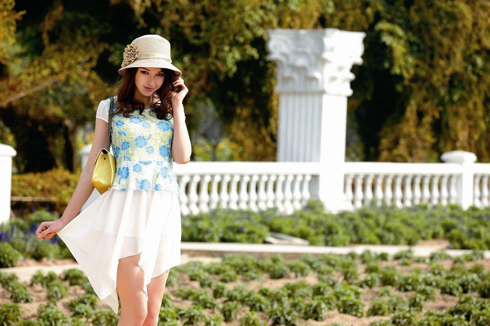 品牌女装加盟首选金蝶妮 时尚潮流的销量冠军