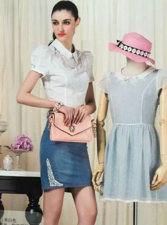 揭开服饰流行密码,尽在璧人苑品牌折扣女装 诚邀加盟