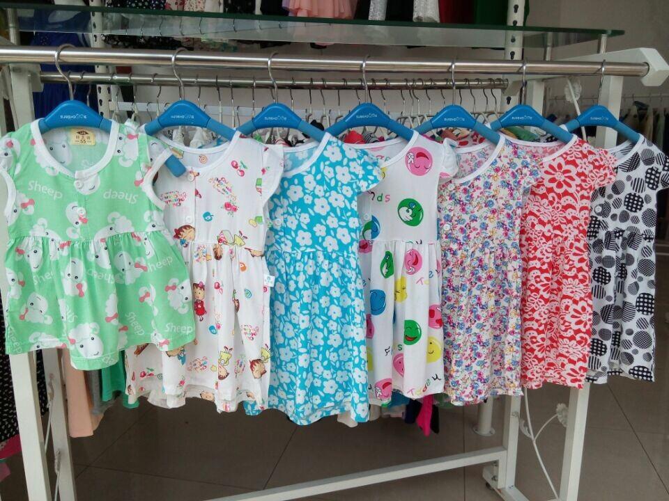 便宜热销童裙货源几岁童裙批发