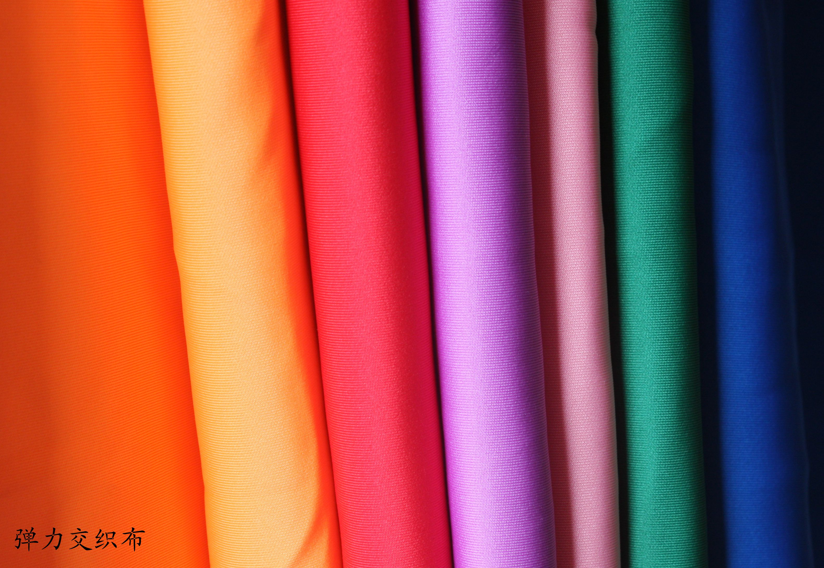 最知名的涤安双面交织布供应