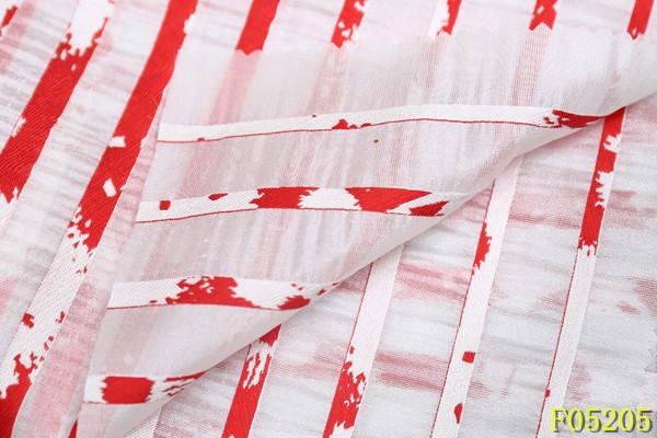 浙江女装服饰面料F05205 布衣纺