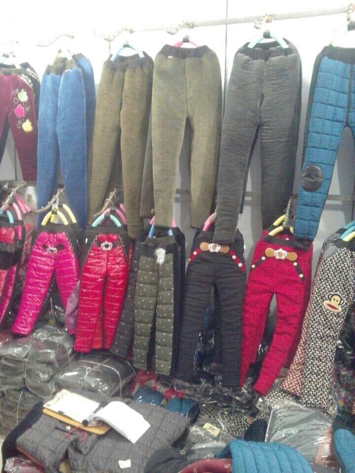 专业的柏庄市场金盾服饰棉裤批发