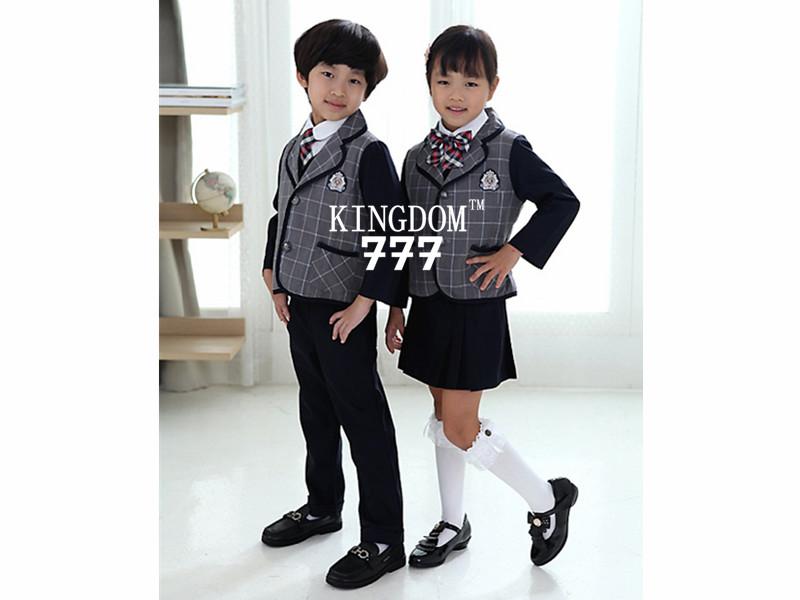 信誉好的幼儿园校服批发