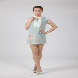 惊喜无限尽在格蕾诗芙时尚品牌折扣女装,零加盟!