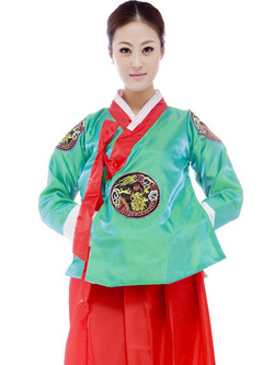 时髦的朝鲜族服饰批发
