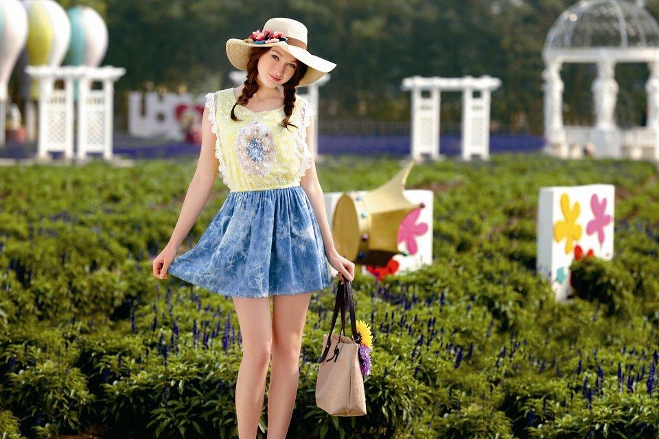 金蝶妮时尚女装,中国加盟好项目