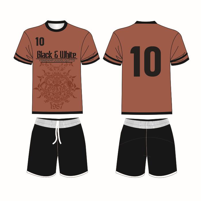 北京专业定做足球服