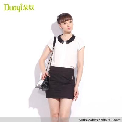 韩版时尚女装T恤批发