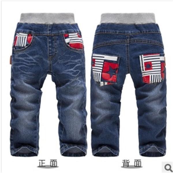 供应信誉好的儿童牛仔长裤