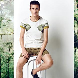宁波GRSAGA时尚男装给懂得生活的人