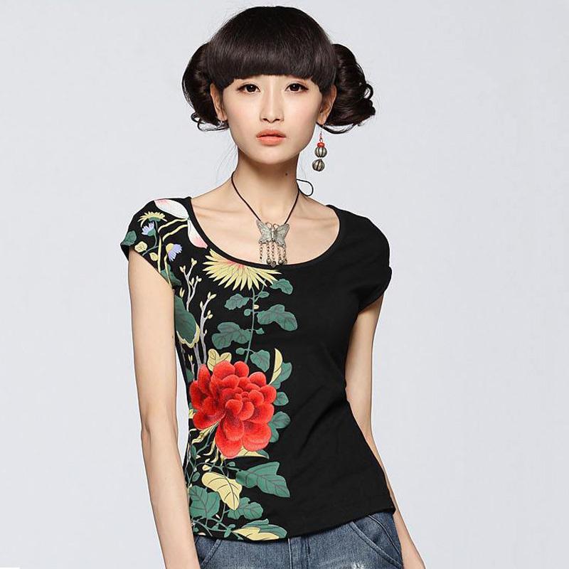外贸服装韩版T恤夏装T恤特价批发