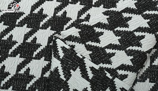 武汉提花女装面料F05349 布衣纺