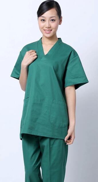 夏季纯棉手术服定制