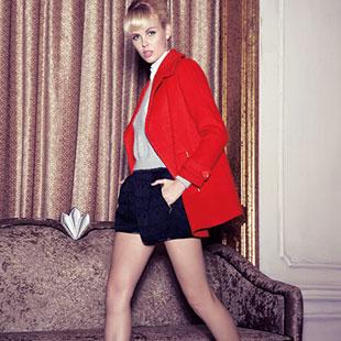 时尚典雅品牌优洛可女装2015诚邀您的加盟