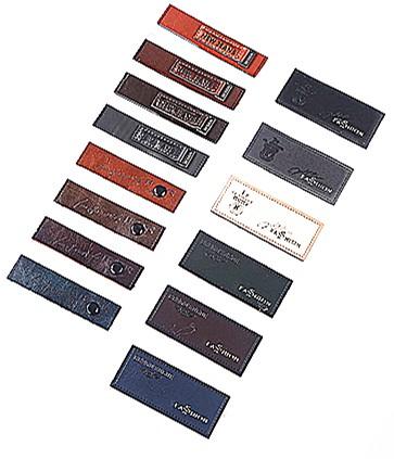 奇正商标专业提供品牌最好的真皮皮牌批发