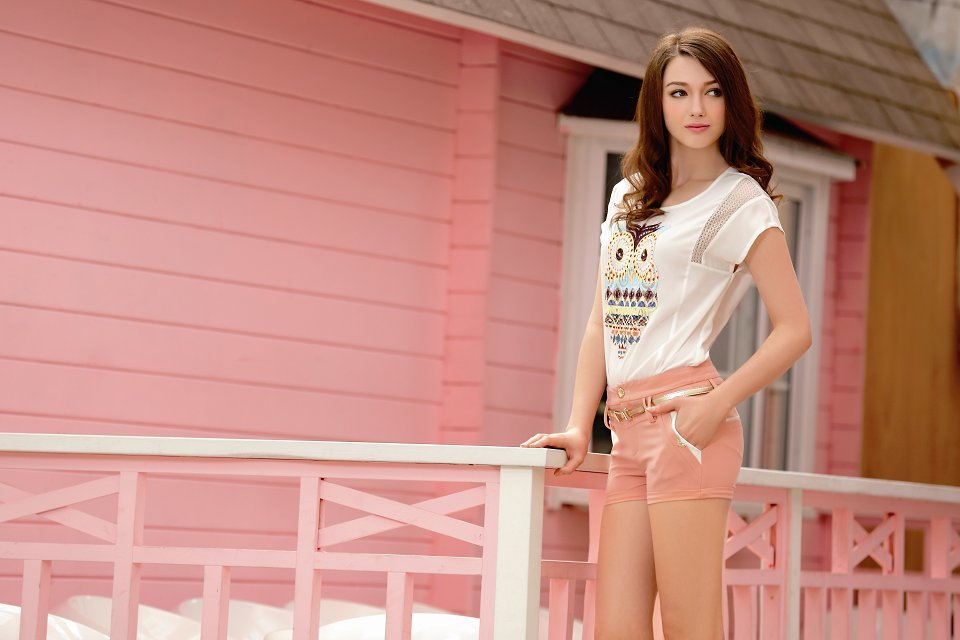 休闲女装品牌金蝶妮 300%超级利润的销量冠军,诚邀加盟