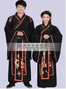 天津古代服装租赁