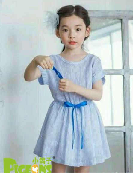 小鸽子主题童装让小朋友引领潮时代,诚邀加盟
