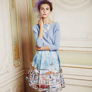 潮流时尚品牌香影女装2015诚邀您的加盟