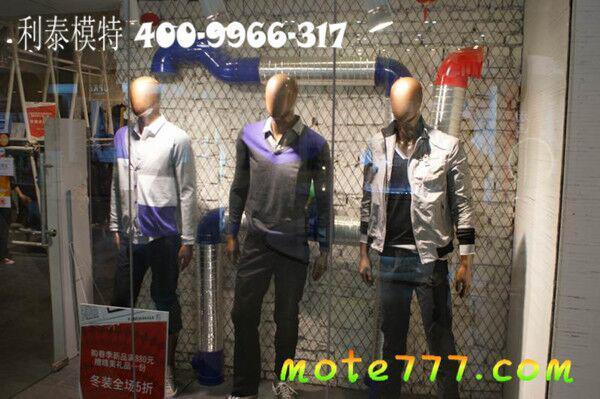 高档服装模特供应