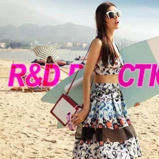 索典R&D法式风格经典时尚女装诚邀加盟代理商