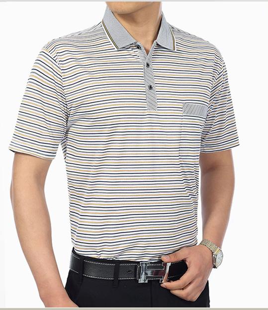 厂家直销印花V领个性男装短袖T恤批发男装服装厂