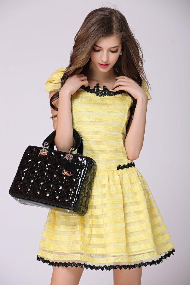 品牌折扣女装依玫服饰品牌尾货批发一手货源