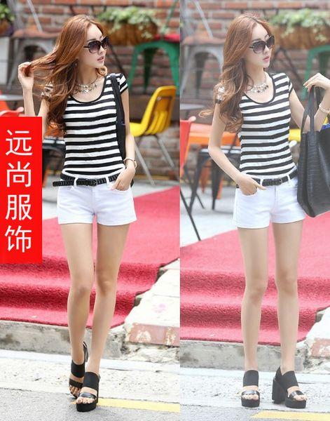 最便宜的夏季服装批发市场品牌尾单小衫批发网上直销